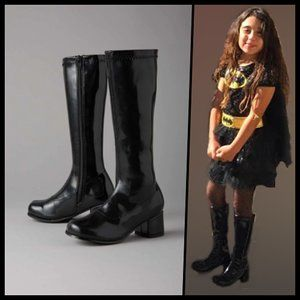 Chasing Fireflies Go-Go Costume Party Boots Black